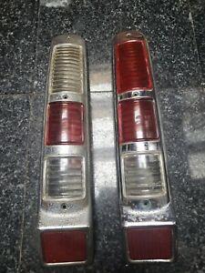 Mercedes 300 SL Roadster W198 tail light set (2) red signals original OEM