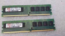 Kingston PC2-4200 512 MB DIMM 533 MHz DDR2 Memory