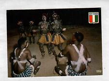 ETHNIQUE (COTE D'IVOIRE) GROUPE de DANSE YACOUBA / FEMMES & HOMMES
