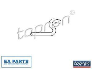 Radiator Hose for AUDI VW TOPRAN 103 413