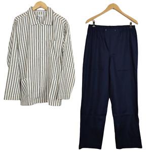 Julipet Talla L Conjunto Pijama Hombre 100% Algodón Modelo Tarvisio
