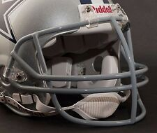 Schutt Super Pro NOPO Football Helmet Facemask / Faceguard (SAN FRAN RED)