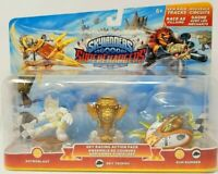 Skylanders Superchargers SKY RACING ACTION PACK Astroblast Sky Trophy Sun Runner