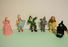 The Wizard of Oz Erasers (set of 6) Vintage - In excellent condition.