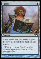 MTG 4x INDEX - INDICE - M13 - MAGIC
