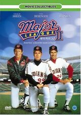 Major League II (1994) DVD (Sealed) ~ Charlie Sheen