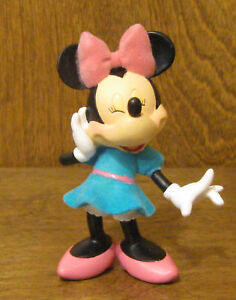 Disney Showcase Collection #4020884 MINNIE MOUSE, NEW/Box From Retail Store 3.5""