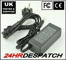 High Quality AC Adapter Charger For HP Compaq nw8440 with 3 pin UK AC Plug Lead