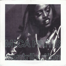 CONTRIBUTION (TRANSISTOR MIX) - SHOWERS OF LOVE = MICA PARIS
