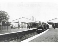 Stourbridge Junction Station c1905 - Repro Postcard