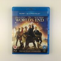 The World's End (Blu-ray, 2013)