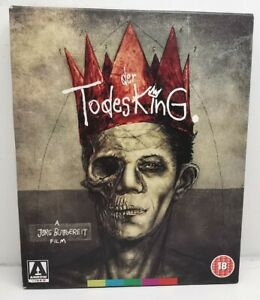 TodesKing 3 Disc Director Approved Limited Edition Blu-Ray/Dvd/CD/Book Rare OOP