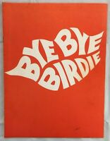 1961 Program Dallas Texas State Fair Musicals Joan Blondell Bye Bye Birdie