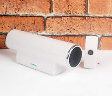 Siemens Wirefree Portable Door Bell Chime Kit MP3 Wireless DCWF25 RRP: £49.98