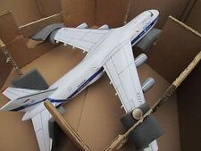 Antonov An 124 RUSLAN CCCP woodmodel Enorme XXXL / yakair AIRCRAFT AVION aerai