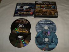 Ultimate Wargame Collection Volume 2: World War II (PC, 1998)