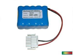 Akkupack, Alarm, elektr. Antriebe 12V800mAh mehre Optionen...
