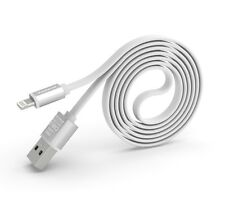 PINENG PN-302 Iphone High Speed 2A Noddle USB Charging/Data Cable (1m)-White