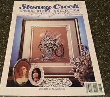 Stoney Creek Collection Magazine Cross Stitch Pattern May / June 1991
