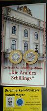 Österreich 50 Schilling 2001 Schilling Bimetall HgH Blister-- Eiamaya