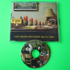 "PANIC AT THE DISCO - That Green Gentleman - 3"" Mini CD Single Part 1 (2008)"