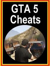 GTA 5 Cheats: GTA 5 Cheats for PS, Xbox, PC : All Underground GTA 5 Cheats in...