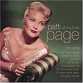 Patti Page - All My Love  (2006)
