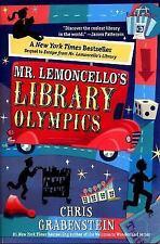 Mr. Lemoncellos Library Olympics Paperback