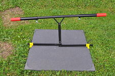 Plattenheber II - Plattenträger extra langer Griff - Bordsteintragezange