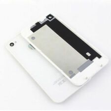 For Apple iPhone 4S - New Replacement Battery Cover/Back Glass (WHITE)