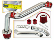 BCP RED 1999 2000 2001 2002 Accord 2.2L/2.3L L4 Cold Air Intake System + Filter