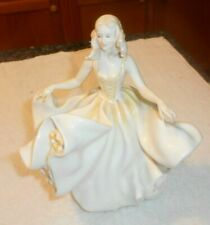 """Vintage Royal Doulton Tableware Ltd. 1974 """"Sweet Seventeen"""" Figurine - Hn 2734"""