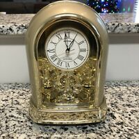 Crystal Dulcet Special Edition Musical Clock by Rhythm 4RH786