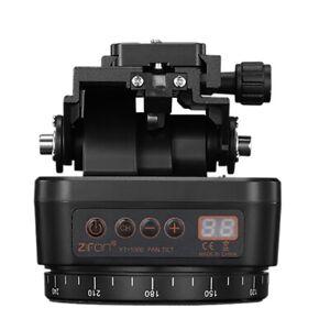 ZIFON YT-1000 Auto Motorized Pan Tilt Tripod PTZ Remote Control Rotating Vid V3