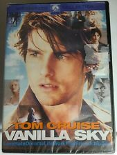 Vanilla Sky (Dvd,2013,Widescreen) Tom Cruise, Brand New Factory Sealed! Usa!