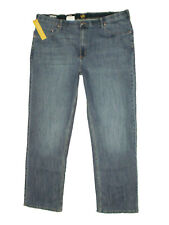LEE Mens Big & Tall Custom Fit Relaxed Straight Leg Jean Thatch Size 46 X 34 New