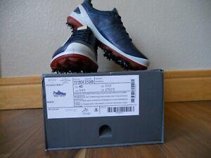 NIB Ecco M Golf Biom G 3 Golf Shoes Navy EU 43/US 9-9.5