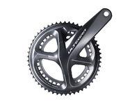 Shimano Ultegra FC-R8000 11 Speed Hollowtech II Road Bike Crankset