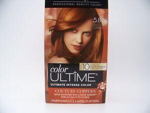 Schwarzkopf Color Ultime Hair Color Cream, 5.84 Chocolate Copper (002)