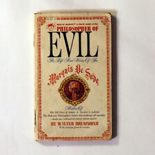 Philosopher of Evil - Walter Drummond - Published by Regency 1962, 1st Edition