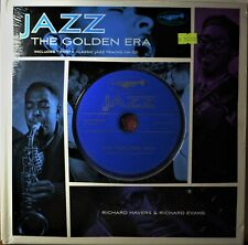 Jazz The Golden Era Book & 28-Song CD Charlie Parker Billie Holiday Count Basie