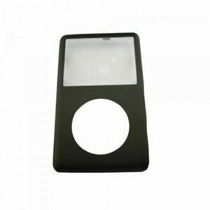 Black Face Plate For Apple iPod Classic 6th 7th Gen Front New 80GB 120GB 160GB