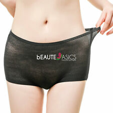 6 Pcs Disposable Womens Boy Short Panties body massage treatments (DP120-6x1)