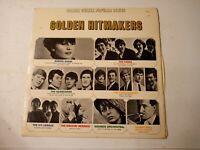 Golden Hitmakers - Various Artists Vinyl LP 1966 UK Copy