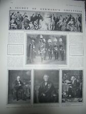 Photo article A secret of Germany's Greatness 1910 ref An