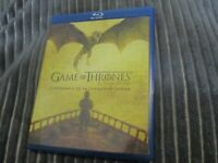 "COFFRET 4 BLU-RAY NEUF ""GAME OF THRONES - SAISON 5"""