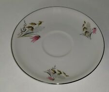 Royal Duchess Fine China MOUNTAIN BELL Bavaria Germany Vintage SAUCER ONLY 5 3/4