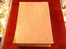 """HUGE ANTIQUE 1922 MEDICAL BOOK """"HEALTH KNOWLEDGE, VOLUME II"""" APPROX. 1500 PAGES"""
