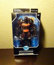 "DC Multiverse Batman HELLBAT SUIT 7"" Figure Brand New Factory Sealed Rare"