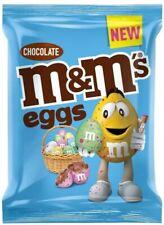 M&Ms Mini Chocolate Eggs Bags 80g Kids Treat Snack